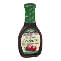 Maple Grove Farms of Vermont Fat Free Dressing Cranberry Balsamic
