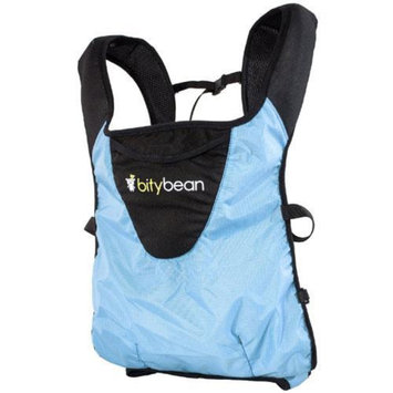 Bitybean BB-01-1S - UltraCompact Baby Carrier - Sky Blue