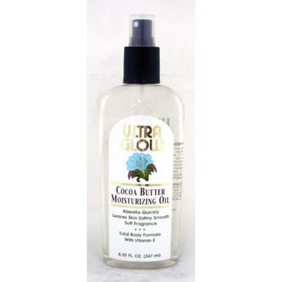 Ultra Glow Cocoa Butter Moisturizing Oil 8.35 oz