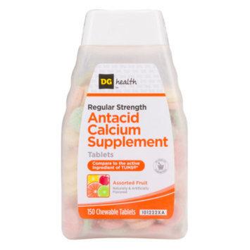 DG Health Antacid -  Fruit Chewables, 150 ct
