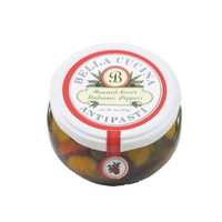 Roasted Sweet Balsamic Peppers By Bella Cucina