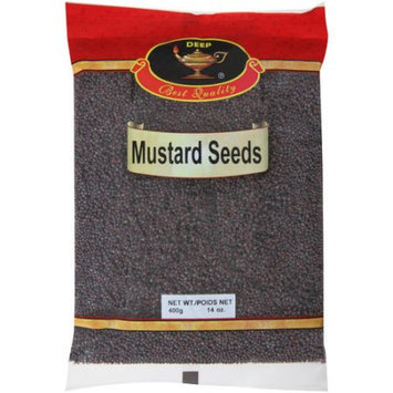 Generic Deep, Mustard Seeds, 14 oz