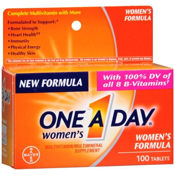 One A Day Women's Formula Vitamins