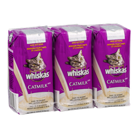 Whiskas Catmilk for Cats and Kittens - 3 PK