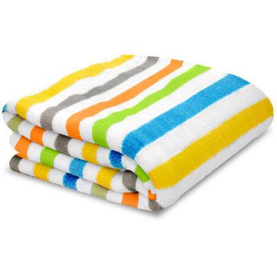 Litte Starter Little Starter Toddler Stripe Blanket, Available in Multiple Colors