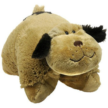 Pillow Pets Pee-Wees 11 Inch Folding Stuffed Animal - Snuggly Puppy