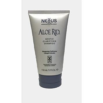 Nexxus Aloe Rid Gentle Clarifying Shampoo, 5.1 Fl Oz (Original Formula)