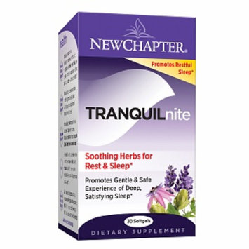 New Chapter Tranquilnite