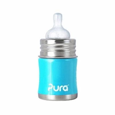 Pura Kiki Stainless Steel Infant Bottle with Slow Flow Nipple