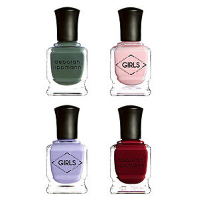Deborah Lippmann Limited Edition Girls Nail Lacquer Collection, .5 oz
