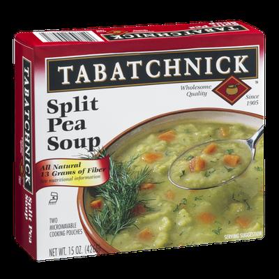 Tabatchnick Split Pea Soup