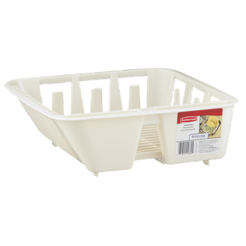 Rubbermaid Small Drainer Bisque