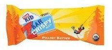 Clif Bar Kid Zbar Organic Crispy Peanut Butter