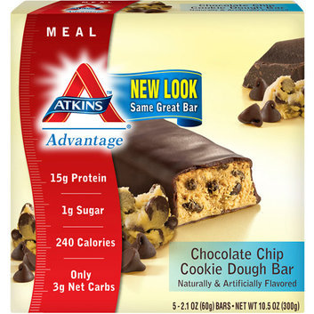 Atkins Advantage Chocolate Chip Cookie Dough