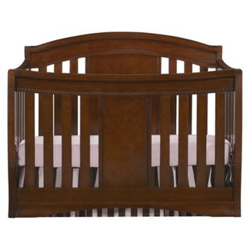 Simmons Kids Slumber Time Elite 4-in-1 Convertible Kids Crib -
