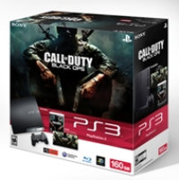 Sony Computer Entertainment Playstation 3 160GB Call of Duty Black Ops Bundle