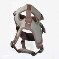 ABO Gear 30 to 50-Pound Dog Harness, Medium, 22 to 30-Inch Girth