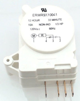 Edgewater Parts WR09X10041 DEFROST TIMER