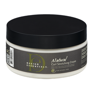 Design Essentials Natural Curl Stretching Cream for Natural Hair