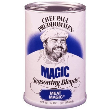 Chef Paul Prudhomme's Magic Seasoning Blends ~ Meat Magic, 24-Ounce Canister
