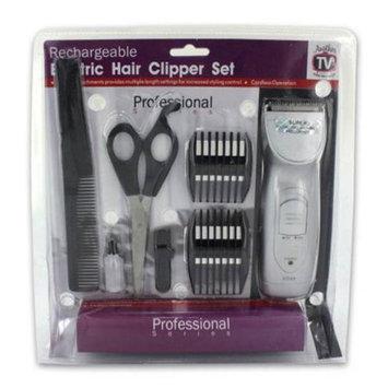 Bulk Buys Rechargeable hair clipper set