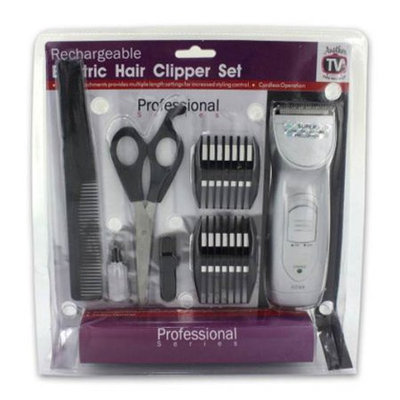 Bulk Buys Rechargeable hair clipper set