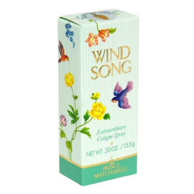 Prince Matchabelli Wind Song Extraordinary Cologne Spray, .55 oz.