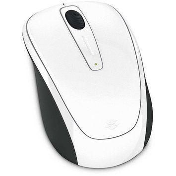 Microsoft Wireless Mobile Mouse 3500 Limited Edition, White