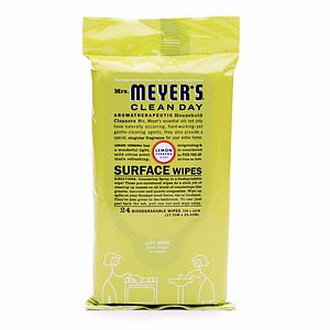 Mrs. Meyer's Clean Day Lemon Verbena Surface Wipes
