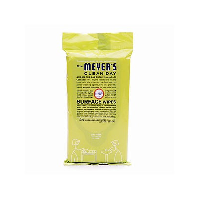 Mrs. Meyer's Clean Day Biodegradable Surface Wipes