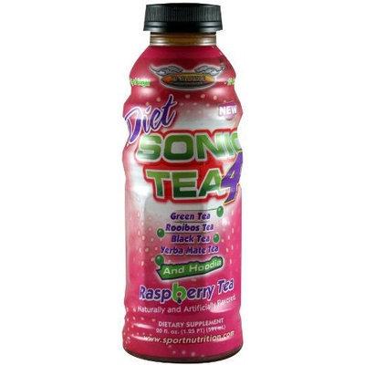 WWSN Diet Sonic Tea, Raspberry, 12-Count