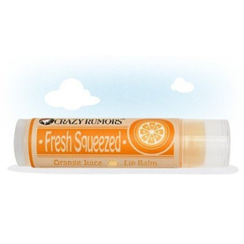 Crazy Rumors Fresh Squeezed Lip Balm 0.15 Ounces