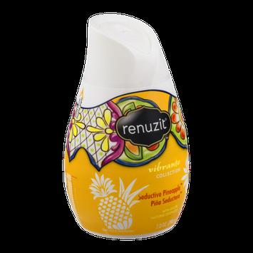 Renuzit Vibrante Collection Gel Air Freshener Seductive Pineapple