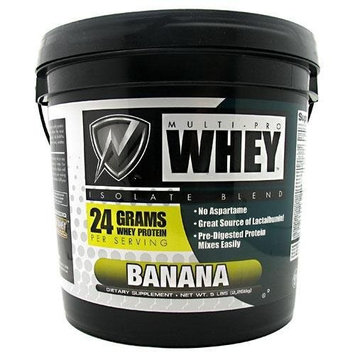 Ids Multi-pro IDS MULTI WHEY BANANA, 5-Pounds
