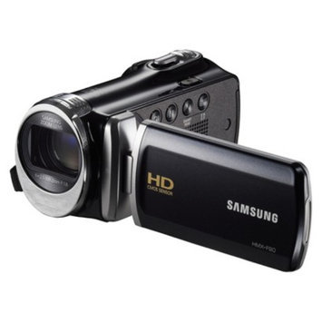 Samsung HD 52x Optical Zoom Camcorder in Black