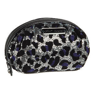 Betsey Johnson Handbags Cheetah Licious Cosmetic Case