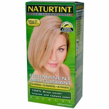 Naturtint Permanent Hair Color 10A Light Ash Blonde 5.45 fl oz