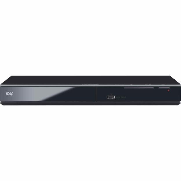Panasonic 1080p Black DVD Player