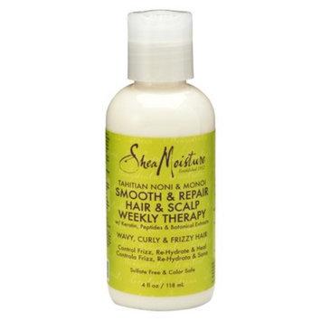 SheaMoisture Tahitian Noni & Monoi Hair & Scalp Weekly Therapy - 4.0