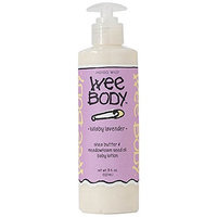 Indigo Wild Wee Body Lotion, Lullaby Lavender, 8 Fluid Ounce