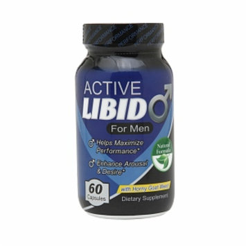 Fusion Diet Systems Inc. 00421 Active Libido For Men