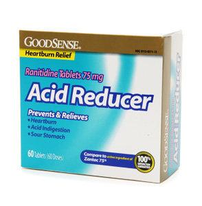 Good Sense Acid Reducer