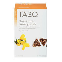 Tazo Flowering Honeybush Herbal Tea