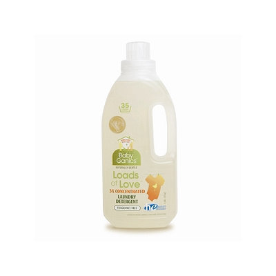 BabyGanics 3x Concentrate All Natural Laundry Detergent