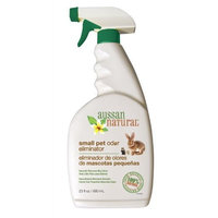 Aussan Natural Small Pet Odor Eliminator, 23 Fluid Ounce