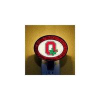 Memory Company Ohio State Buckeyes Art-Glass Nightlight