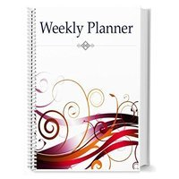 Planners by Tools4Wisdom Tools4Wisdom Planner 2016 - 2017 Calendar 4-in-1: Daily Weekly Monthly Yearly Organizer - Purpose Driven Goals Planning Book - Personal Life Progress Journal Notebook (8.5 x 11 / 200 Pages / Spiral)