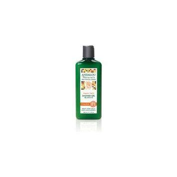 Andalou Naturals Mandarin Vanilla Shower Gel