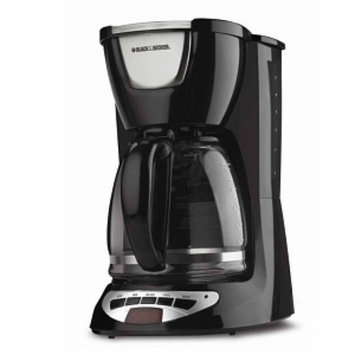 Black & Decker 12-Cup Programmable Coffeemaker Model DCM100B