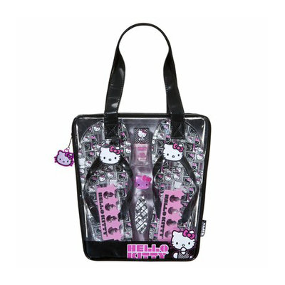 Hello Kitty Pedicure Set with Tote - 7 piece set